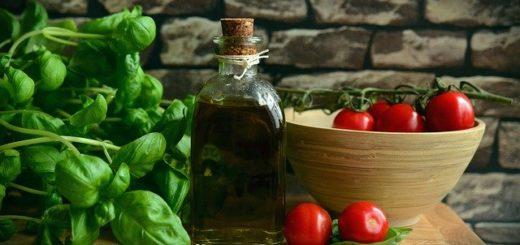 Bewusste Ernährung Oliven Öl
