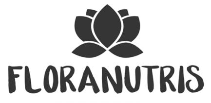 Floranutris Logo 1 - Weshalb Proteinpulver und Eiweiß beim Abnehmen hilfreich sind